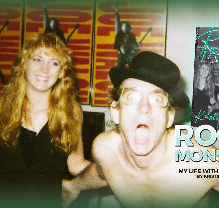 Kristin Casey Rock Monster