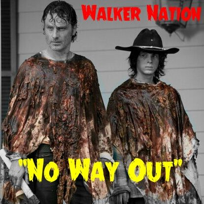 "Ep 88 ""No Way Out"" TWD 609 LIVE"