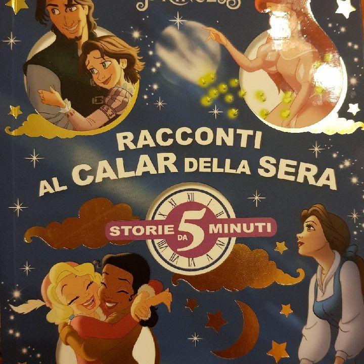 Disney Princess: Racconti al Calar Della Sera- Tiana e L'amica Del Cuore