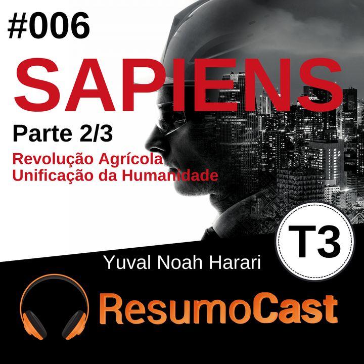 T3#006 Sapiens   Yuval Noah Harari