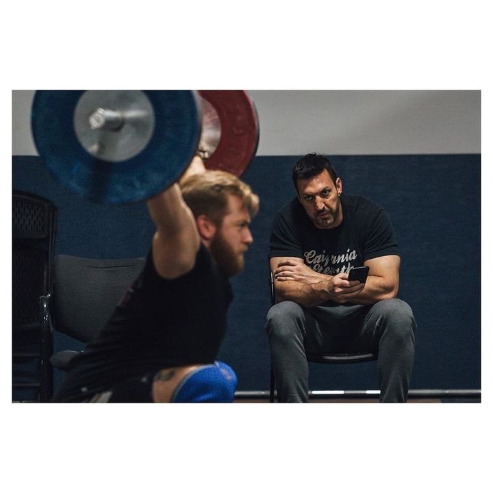 Wes Kitts & Jake Baker   Olympic Dreams and Training Partner Goals at Cal Strength