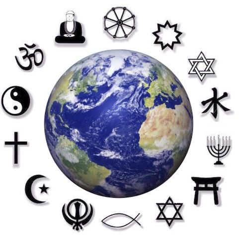 Are all religions the same?
