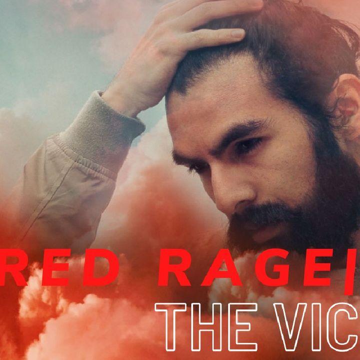 RED RAGE WARRIOR|| CHAMPION SPIRITED AFFIRMATIONS