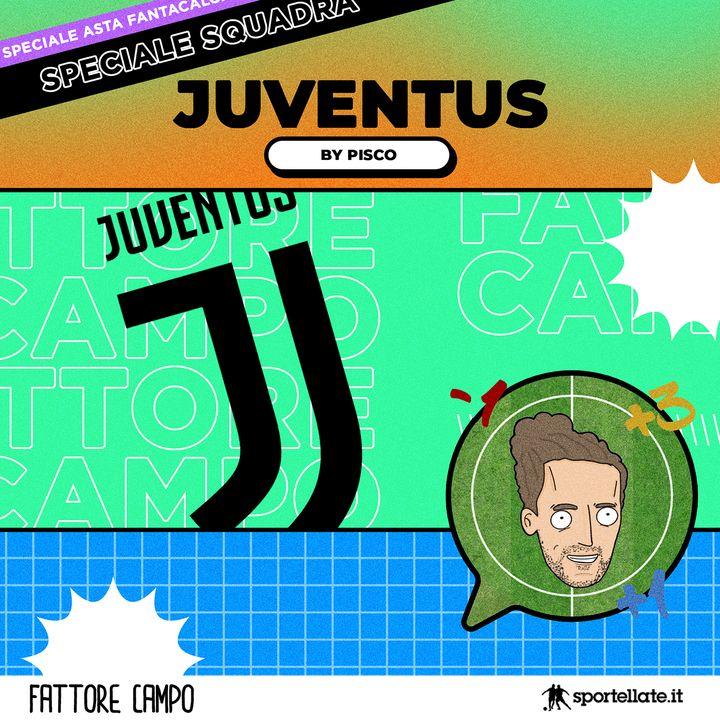 Guida Asta Fantacalcio! Juventus by Pisco