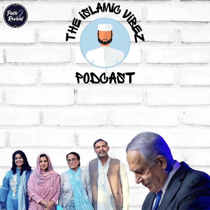 EP#6: Wot's hapnin Muslims? Netanyahu A Goner   Terror In Canada!