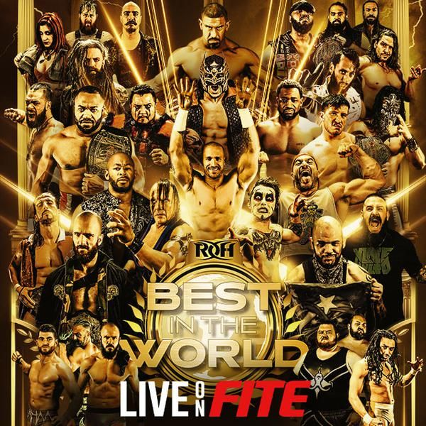 Episode #77: ROH Best In The World 2021 Review, Wrestling News, Results, and Previews