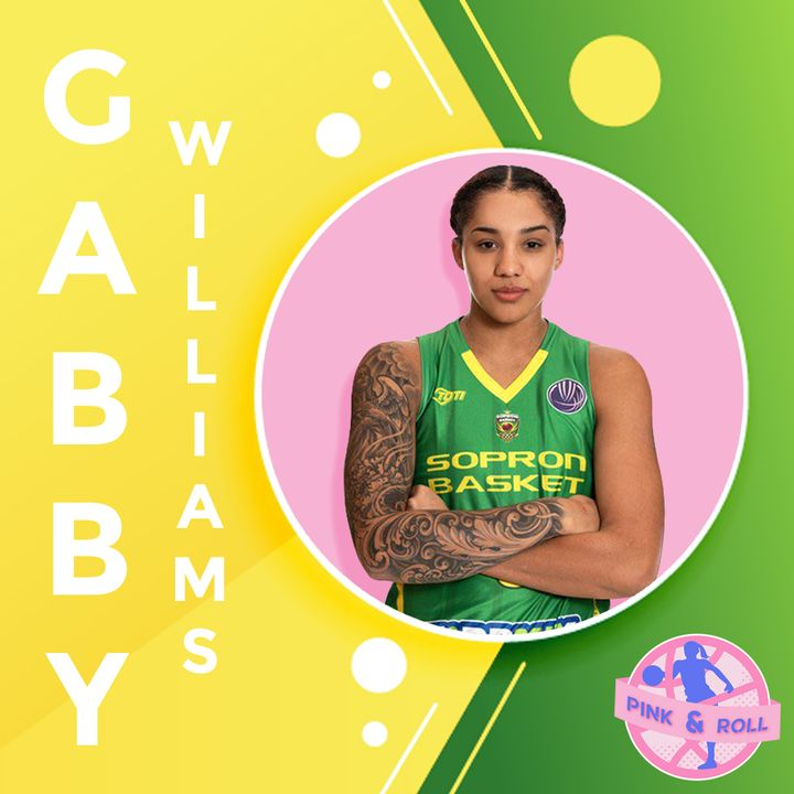 Pink&Roll - Exclusive chat with Gabby Williams
