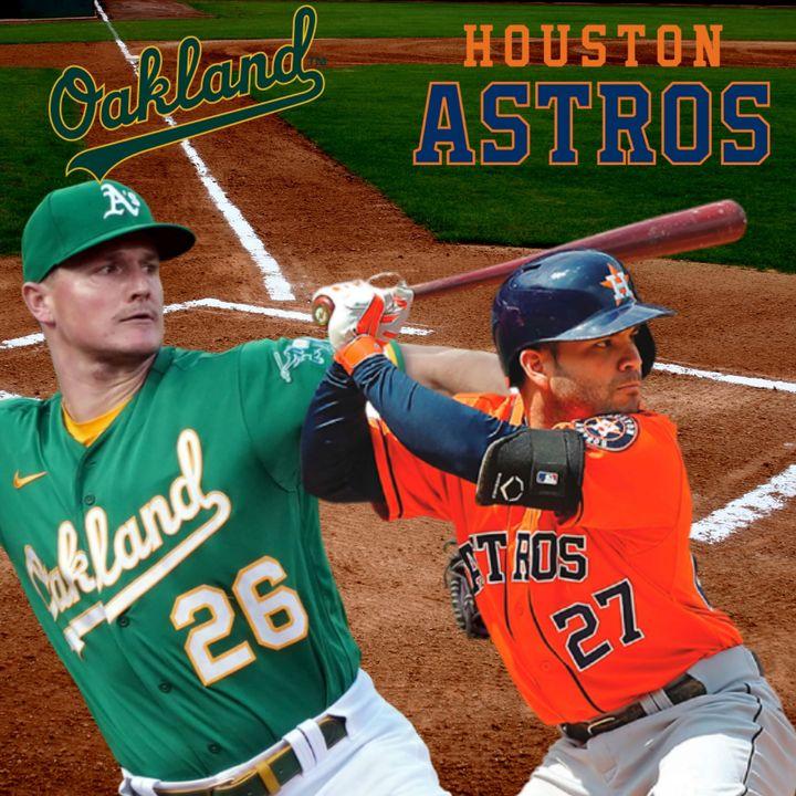 Astros de Houston VS Oakland Atléticos - ALDS 2020: Previa del partido