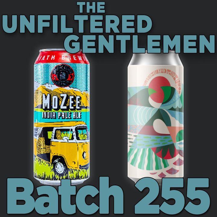 Batch255: Toppling Goliath MoZee IPA & Mountains Walking Sweets Peach Cobbler Sour