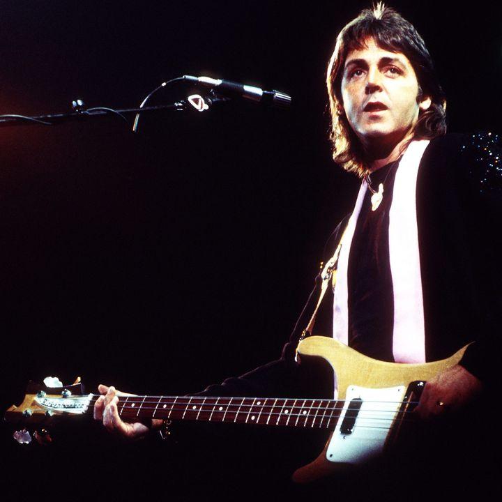 La Gramola del Sr. Cardona | Especial McCartney - #5 Diciembre 2020