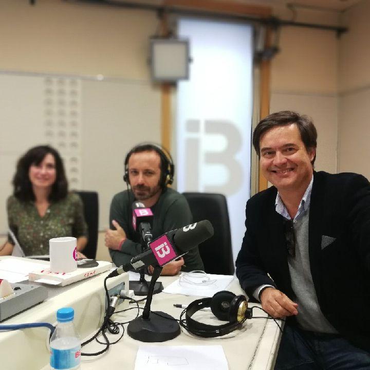 Entrevista sobre Marketing en Ib3 Radio a Juanjo Amengual