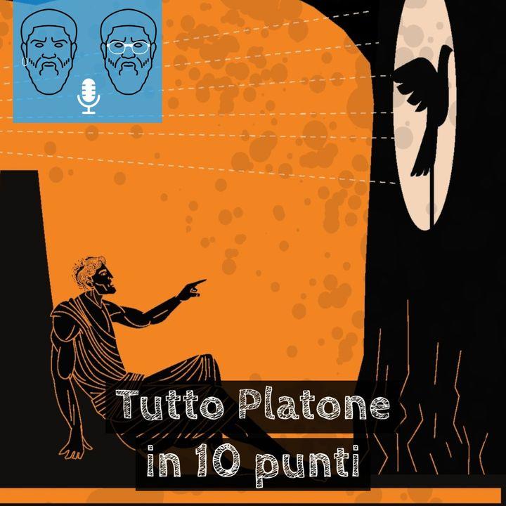 Tutto Platone in 10 punti