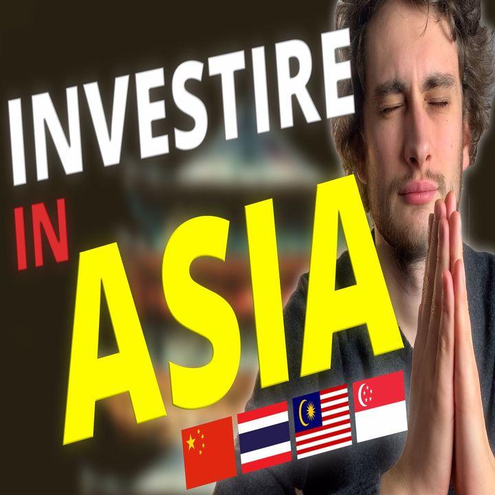 MIGLIORI ETF per investire sui PAESI ASIATICI 🌏