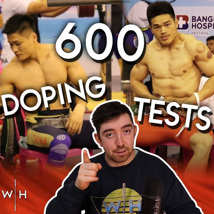 600 Doping Tests for Chinese Weightlifters in 2020 | WL News