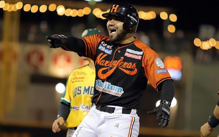 Alex Robles, Novato del Año en la Liga Mexicana del Pacífico 2019-2020