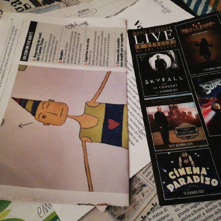 #Lampedusa #Stromboli #Respiro #Crialese Valeria Golino, «Nuovo Cinema Paradiso» a Lucerna e Palazzo Adriano #CMViaggi #CMTempoLibero