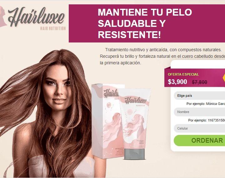 Hairluxe Argentina 2021