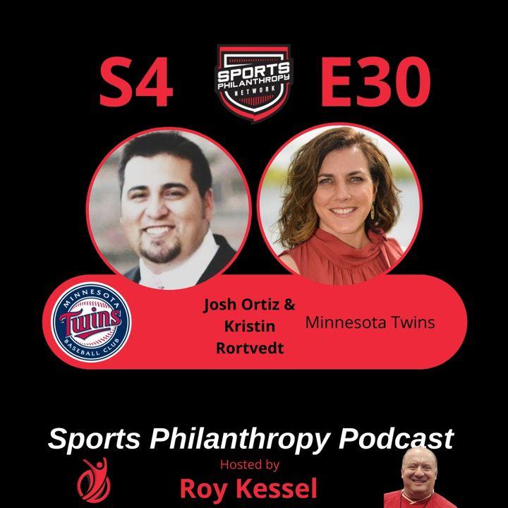 S4:EP30--Josh Ortiz and Kristin Rortvedt, Minnesota Twins