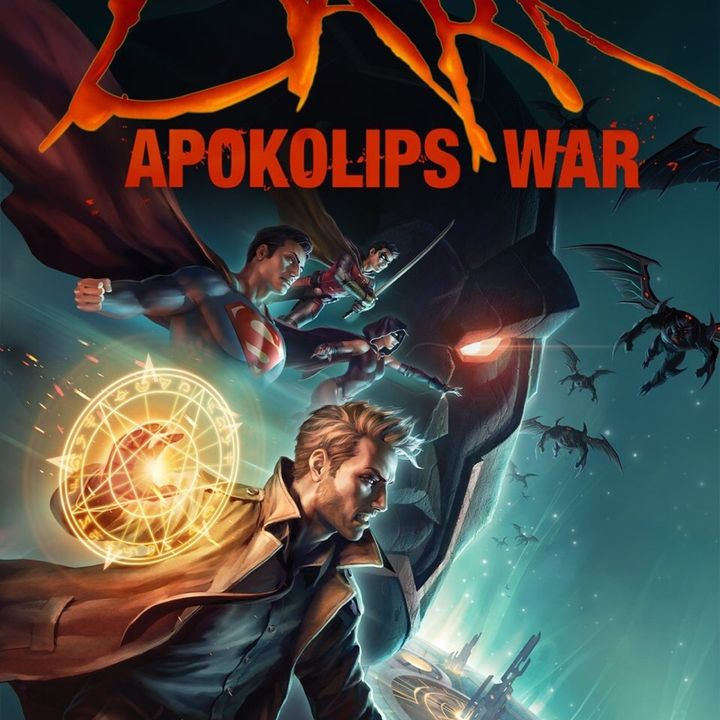Justice League Dark: Apokolips War REVIEW!
