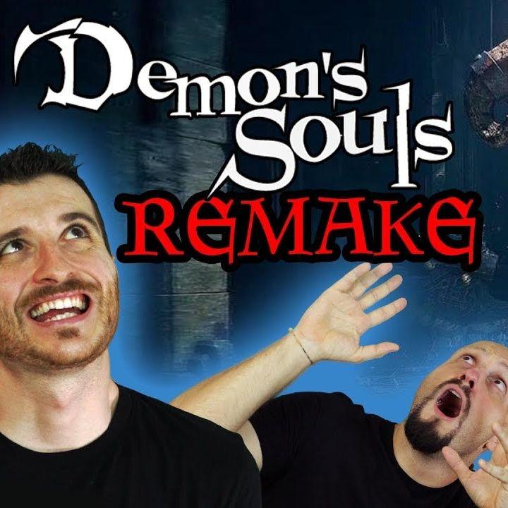 Demon's Souls REMAKESTER - Cambia TUTTO e niente