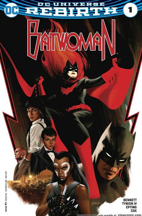 Source Material Live: Batwoman - The Many Arms of Death
