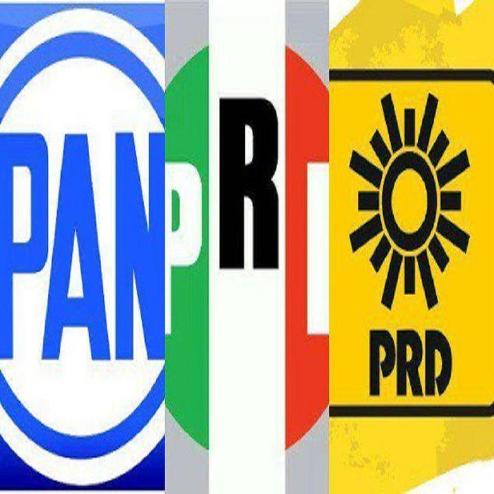 PAN, PRI y PRD podrían ir en alianza para gubernatura de Tlaxcala