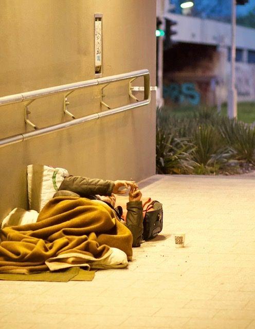 26-årige Oskar havde i flere år ikke noget hjem