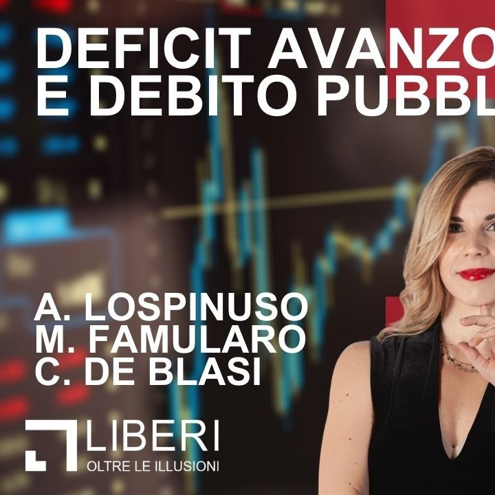 2021-05 Edufin - Deficit, avanzo primario e debito pubblico con C De Blasi