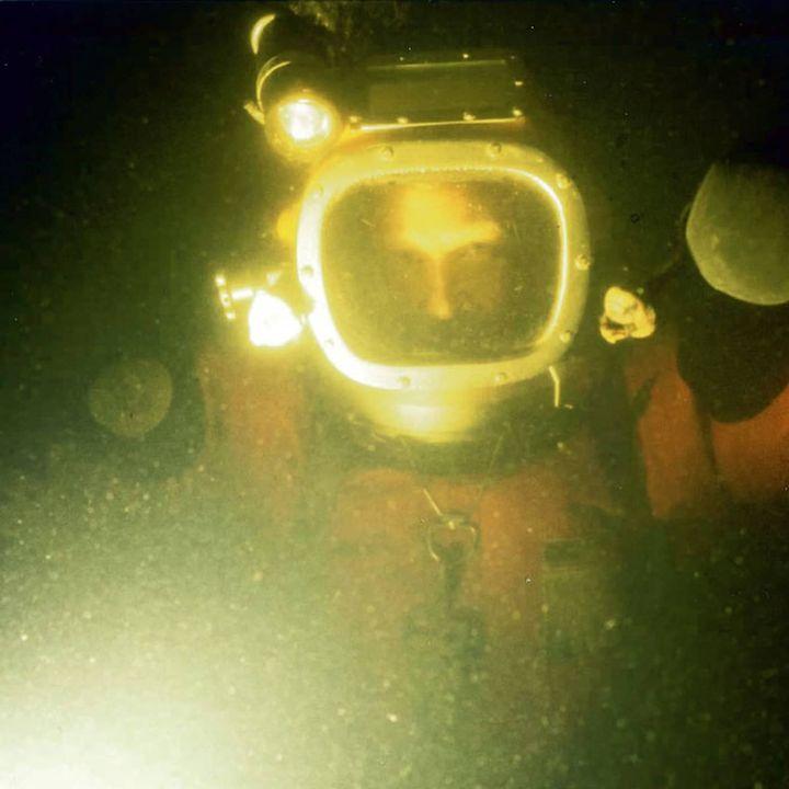 Pionjärdykarna i Nordsjön