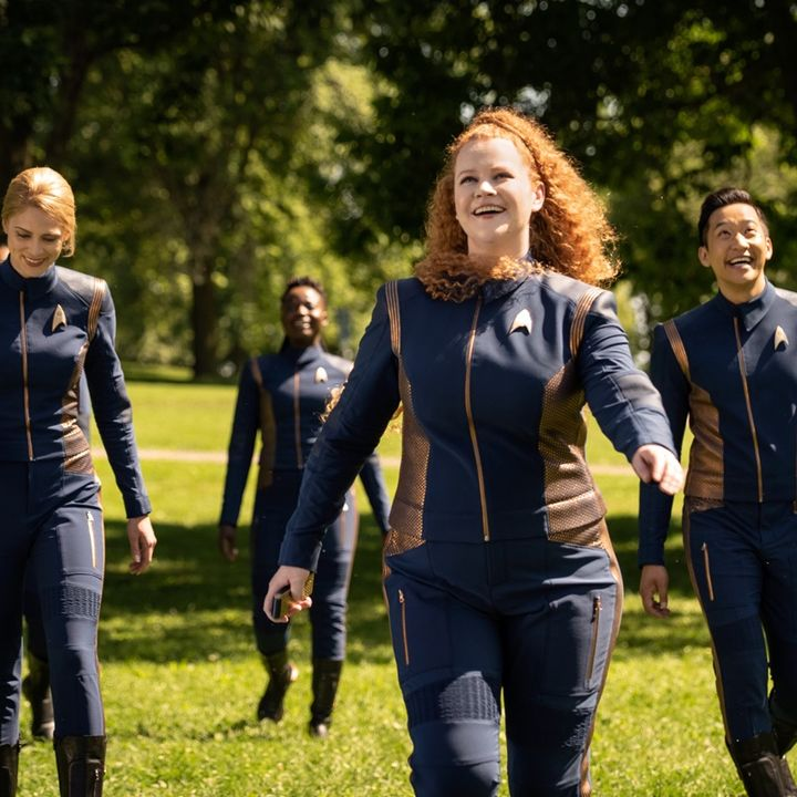 "121: STAR TREK: DISCOVERY S3E3 ""People of Earth"""