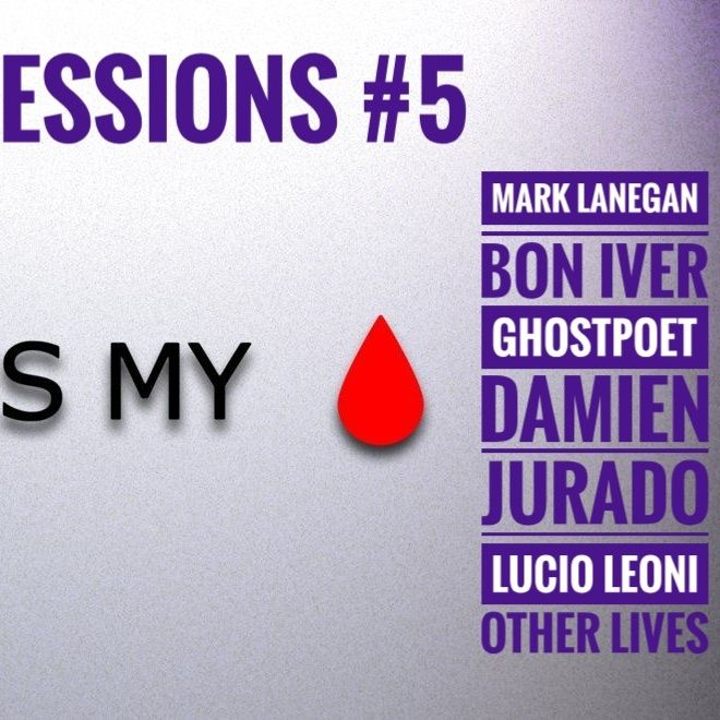 Crown Sessions #5: Mark Lanegan / Bon Iver / Ghostpoet / Lucio Leoni... - Propaganda s03e31