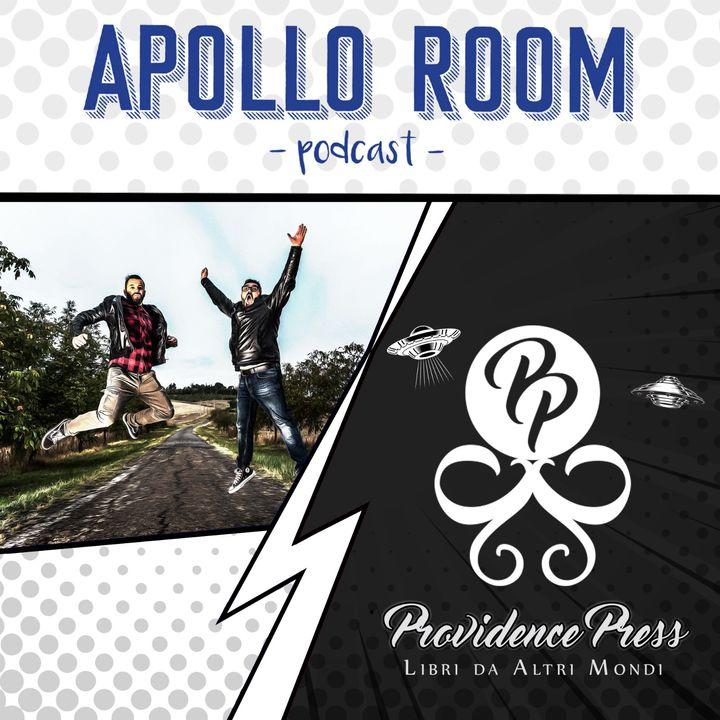 S02E15 - L'aperitivo Dell'Occulto Con Providence Press