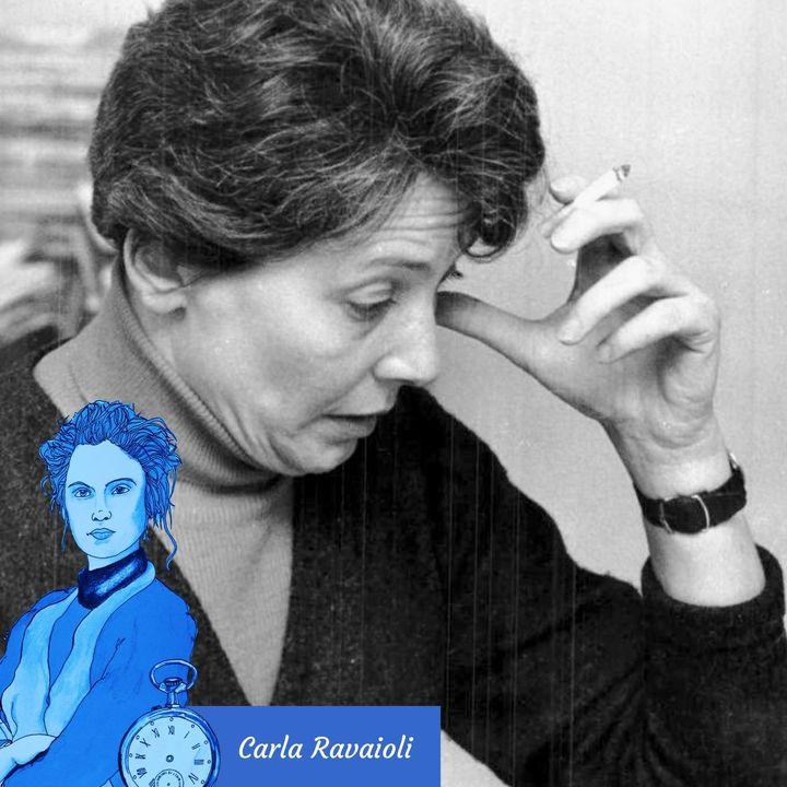 """E4 - Carla Ravaioli - Brani da """"La donna contro se stessa"""", """"Ambiente e pace, una sola rivoluzione"""" e da alcuni articoli da """"Il Manifesto"""""""