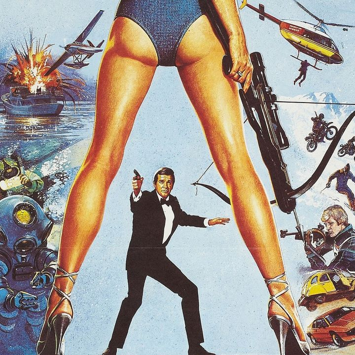 SAGA BOND #14 - RIEN QUE POUR VOS YEUX / For your eyes only - 1981