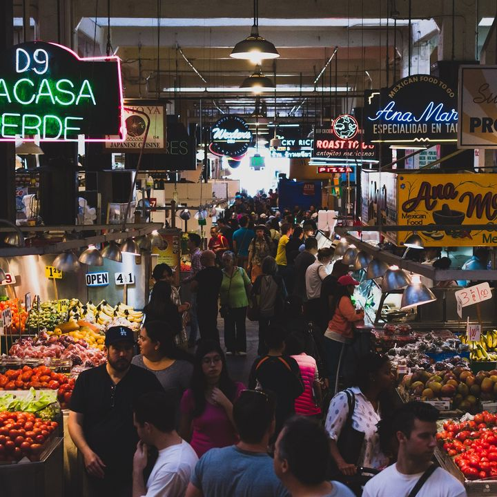 Diario di Bordo - Deserto o supermercato