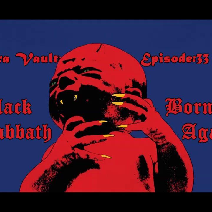 Episode 33 Black Sabbath - Born Again