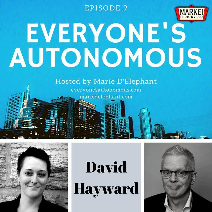 Episode 9: David Hayward - Naked Pastor