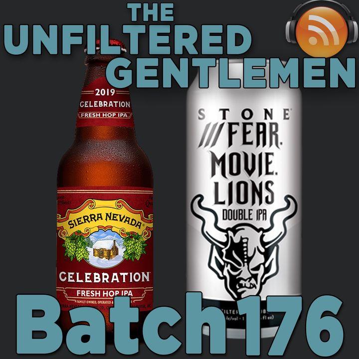 Batch176: Sierra Nevada Celebration & Stone Fear.Movie.Lions