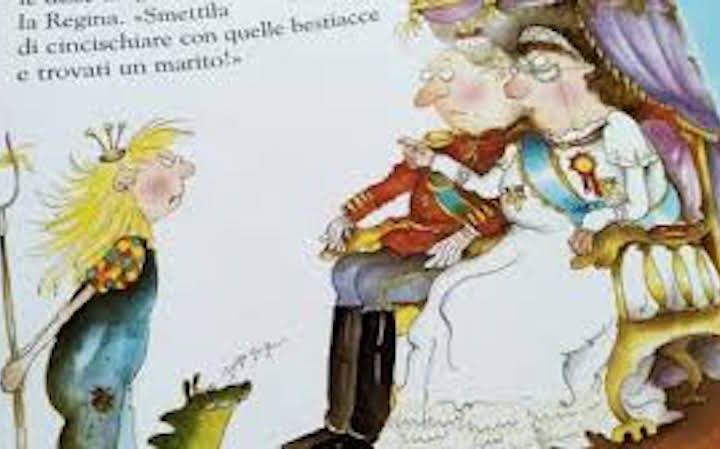 """ La principessa birichina "" by Anima e Sana"
