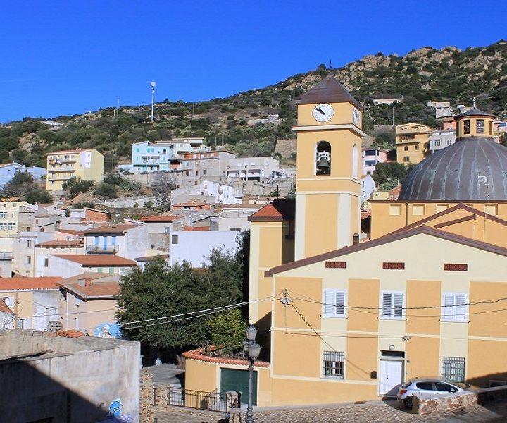 Lodè, paesino in Sardegna dell'alta Baronia