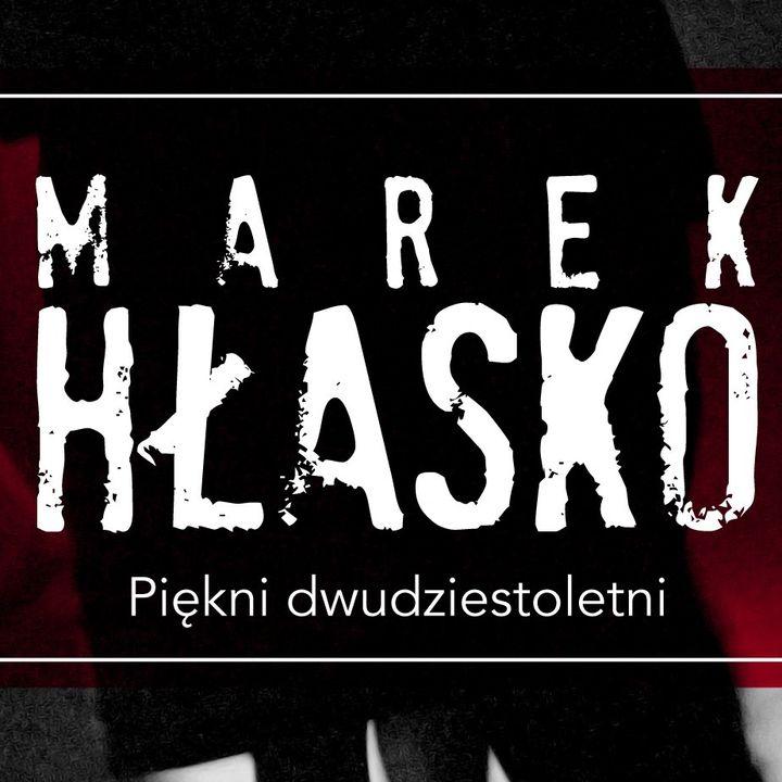 """15. """"Piękni dwudziestoletni"""" Marek Hłasko"""