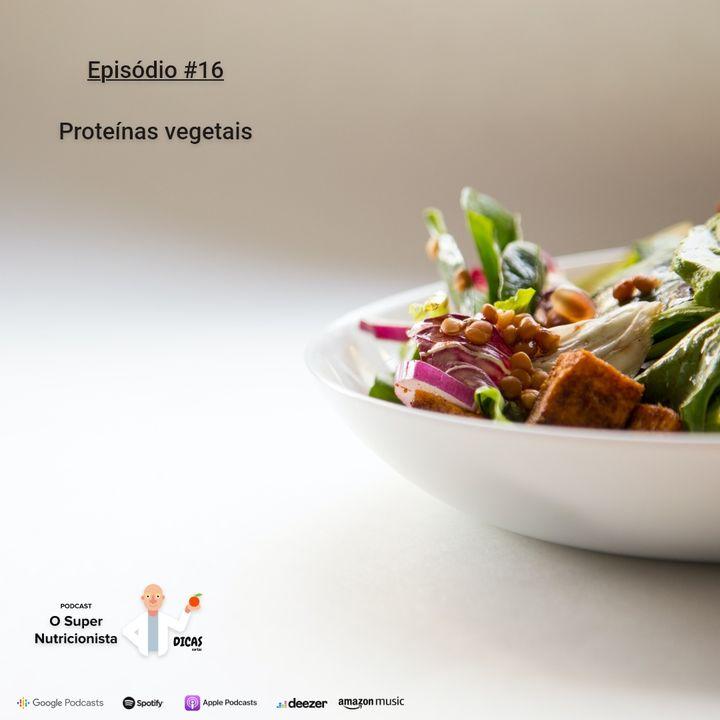 016 Proteínas vegetais