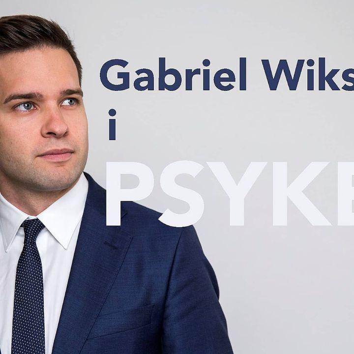 Gabriel Wikström: Jag var rädd för att jag skulle köra på någon
