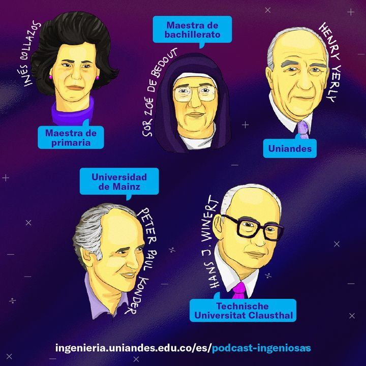 La influencia equitativa que recibió Ma. Margarita Botero