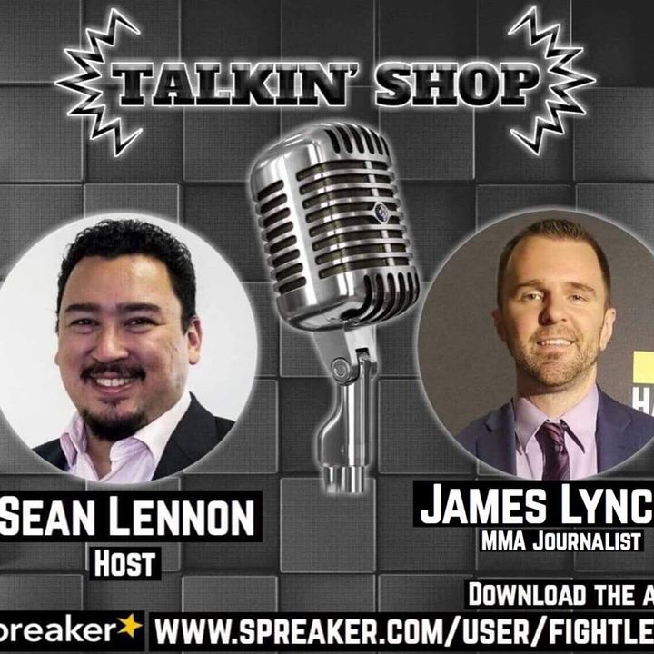 Talkin Shop w James Lynch