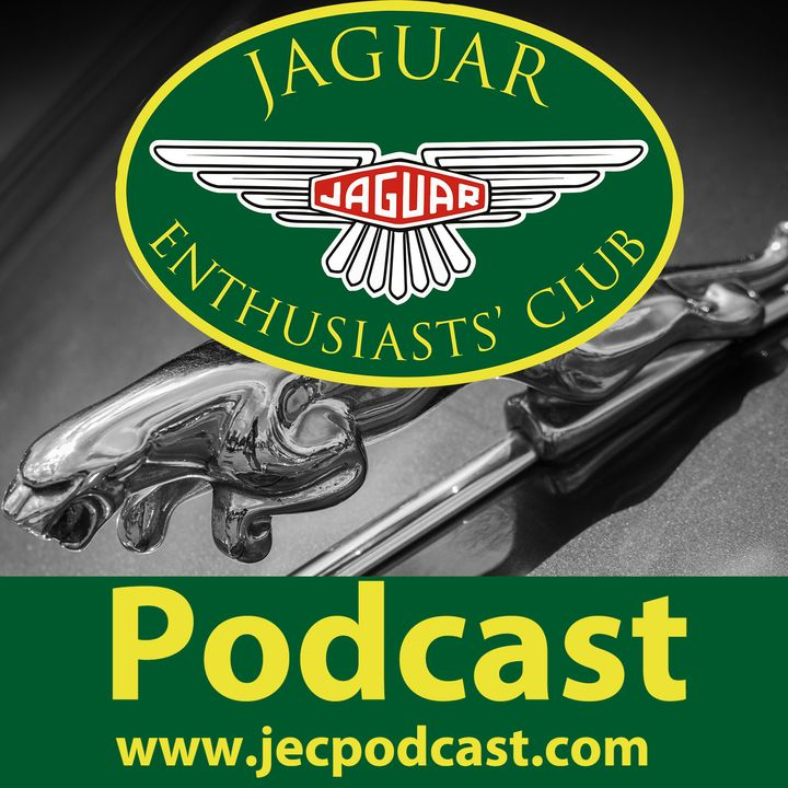 Episode 4: News on E10 fuel and the history of the Jaguar Enthusiasts' Club with Graham Searle