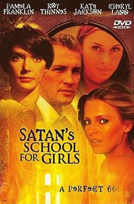 Satan's School For Girls (Podcast Discussion)