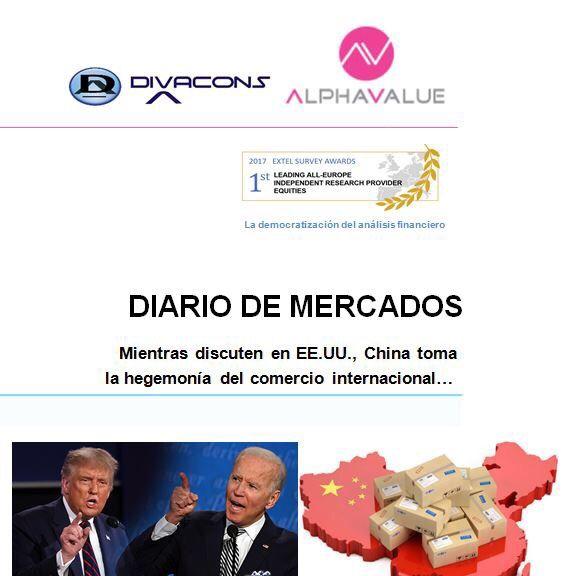 DIARIO DE MERCADOS Lunes 19 Oct