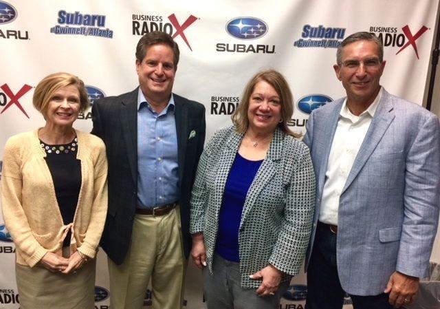 SIMON SAYS, LET'S TALK BUSINESS: Jerri Hewitt Miller & Dan Miller with Wealth Horizon and Debra Kline with Business Wise
