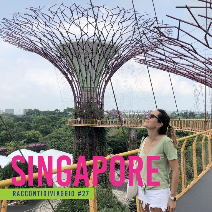#27_st2  Singapore tra architettura e street food nel racconto di Elena Zappi